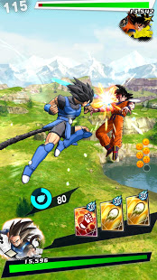 Download ドラゴンボール レジェンズ 2.19.0 Apk for android