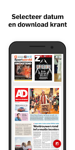Download AD - Digitale krant Apk for android