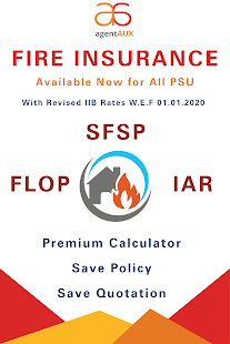 Download agentAUX - Insurance Premium Calculator (PSU) 6.11.1 Apk for android