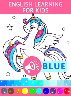 Download Animated Glitter Coloring Book - My Little Unicorn 10.2 Apk for android