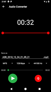 Download ASR Voice Recorder 5.0 and up Apk for android