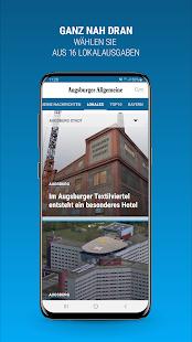 Download Augsburger Allgemeine News 1.0.22 Apk for android