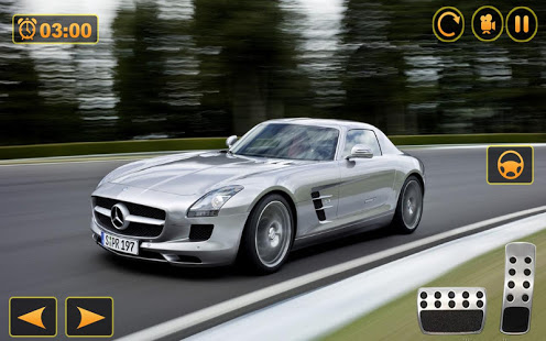 Download Benz SLS AMG: Extreme City Stunts Drive & Drifts 1.4 Apk for android