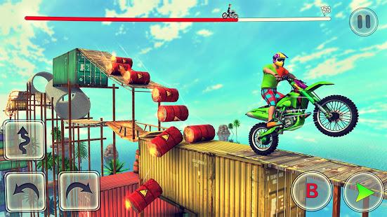 Download Bike Stunt Race 3d Bike Racing Games – Bike game 3.92 Apk for android