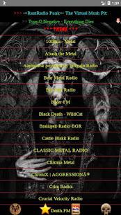 Download Brutal Metal Radio BMR 13.13 Apk for android