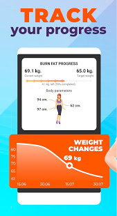Download Burn fat workout in 30 days. HIIT training at home 5.5.3.2 Apk for android