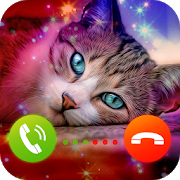 Download Call Flash Color: Caller Screen Themes 3D 4.6 Apk for android