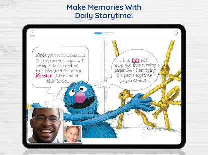 Download Caribu: Video Calls for Kids - Color, Learn & Read 3.8.6 Apk for android