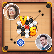 Download Carrom board game - Carrom online multiplayer 19 Apk for android