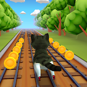 Download Cat Run 3D 3.0 Apk for android