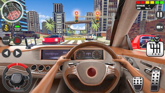 Download City Driving School Simulator: 3D Car Parking 2019 4.8 Apk for android