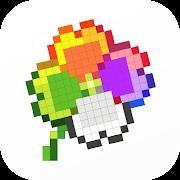 color by number - unicorns pixel art 3.2 apk