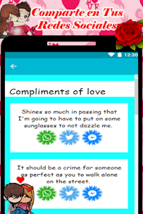 Download compliments and poems to conquer love compliments 2.3 Apk for android