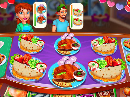 Download Cooking Warrior: Cooking Food Chef Fever 2.8 Apk for android