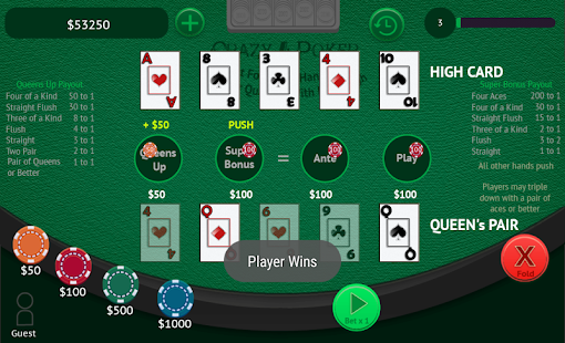 Download Crazy 4 Poker Casino 1.3.4 Apk for android