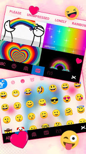 Download Cute School Girl Keyboard Theme 1.0 Apk for android