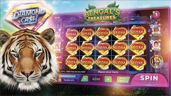Download Diamond Cash Slots: Free Vegas Online Casino Games 1.9.2 Apk for android