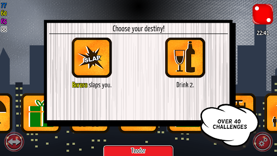 Download Drink or Doom: Drinking Game For Adults 1.8.3 Apk for android