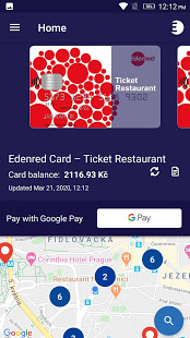 Download Edenred 2.1.3 Apk for android