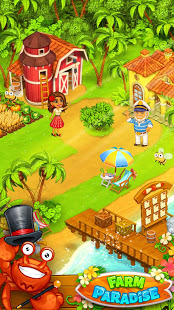 Download Farm Paradise - Fun farm trade game at lost island 2.19 Apk for android