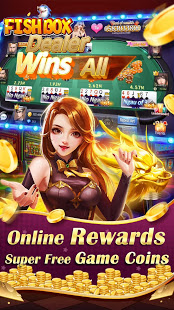 Download Fish Box - Casino Slots Poker & Fishing Games 10.5.25.0 Apk for android