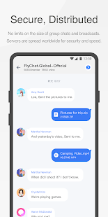 Download FlyChat - Private Messenger 7.6.0 Apk for android