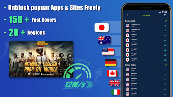 Download Free VPN SecVPN: Fast Unlimited Secure Proxy 5.0.029-RELEASE Apk for android