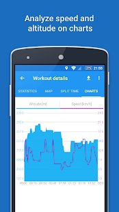 Download GPS Sports Tracker App: running, walking, cycling 3.1.6 Apk for android