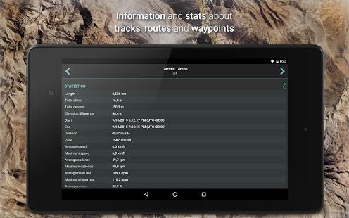 Download GPX Viewer - Tracks, Routes & Waypoints 1.38.5 Apk for android