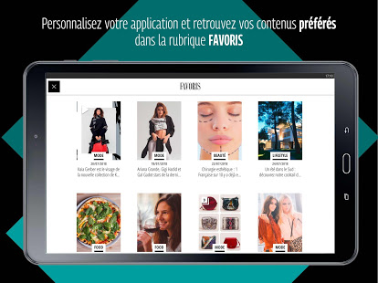 Download Grazia 6.6.0 Apk for android