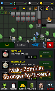 Download Grow Zombie VIP - Merge Zombies 36.3.5 Apk for android