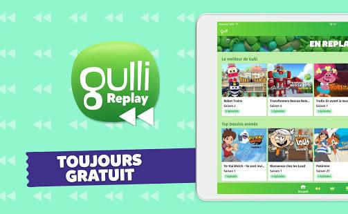 Download Gulli – L'appli de dessins animés Apk for android
