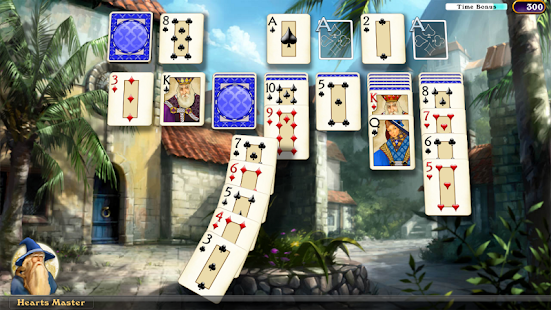 Download Hardwood Solitaire Free Apk for android