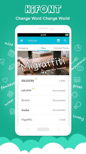 Download HiFont - Cool Fonts Text Free + Galaxy FlipFont 8.5.5 Apk for android