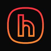 horux black - icon pack 4.0 apk