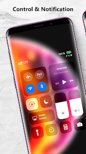 Download iCenter iOS14 - Control Center & iNoty iOS14 5.6.0 Apk for android