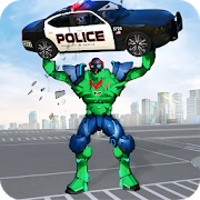 incredible monster robot hero crime shooting game 2.0.5 apk