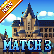 Download Jewel Royal Castle: Match3 puzzle 1.9.0 Apk for android