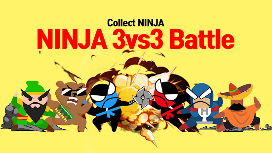 Download Jumping Ninja Battle - Two Player battle Action 4.1 Apk for android