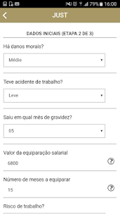 Download JusT - Calculadora Trabalhista 5.0.3 Apk for android