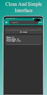 Download Kamus Bahasa Jawa Offline 2.2.2 Apk for android