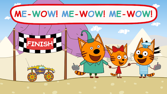 Download Kid-E-Cats: Kids racing. Monster Truck 1.1.7 Apk for android
