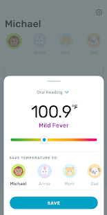 Download Kinsa for Wireless Smart Thermometers 2.6.0 Apk for android