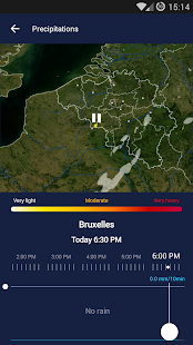 Download KMI - IRM: .be Weather Apk for android