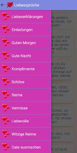 Download Liebessprüche - Liebe SMS 1.7 Apk for android