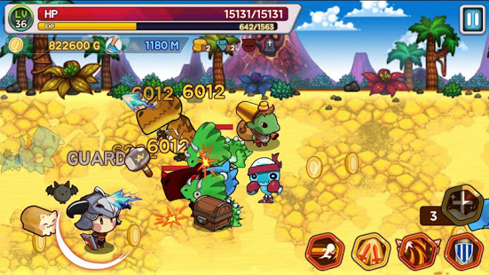 Download Little Hero: Dungeon Master 2.51 Apk for android