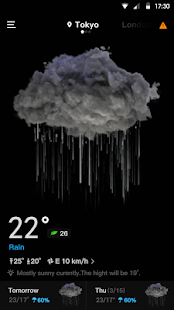 Download Live Weather & Accurate Weather Radar - WeaSce 1.10 Apk for android