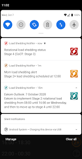 Download Load Shedding Notifier 4.5.0 Apk for android