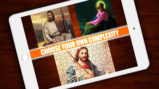 Download Lord Jesus Jigsaw Master Art Puzzle 1.5 Apk for android