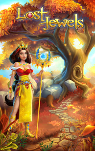 Download Lost Jewels - Match 3 Puzzle 2.145 Apk for android